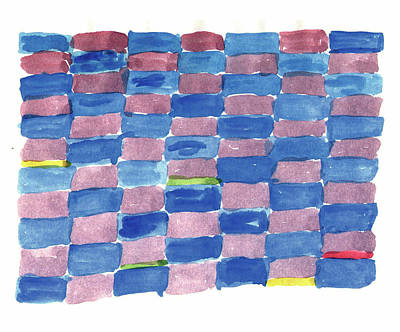 Painting - Paul Klee Flying Continental by Kevin Callahan