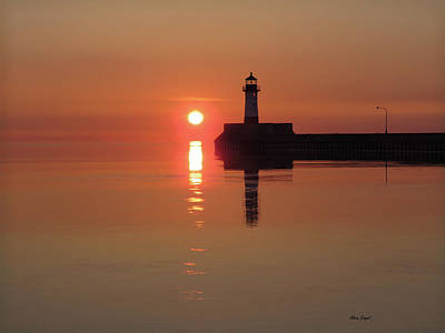 Duluth Photograph - Peaceful Easy Feeling by Alison Gimpel