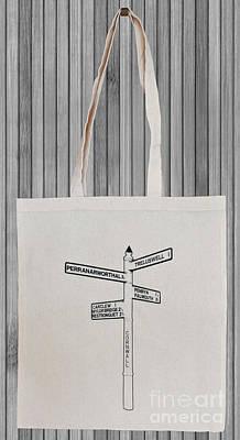 Photograph - 2. Perranarworthal Tote Bag by Terri Waters