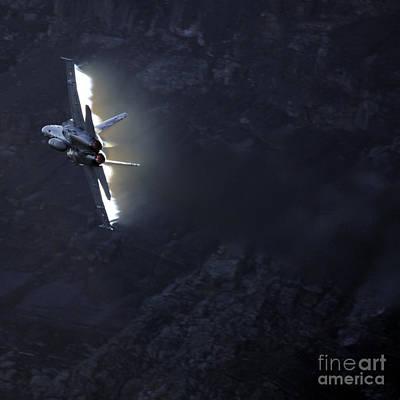 F-18 Photograph - Phoenix by Angel  Tarantella