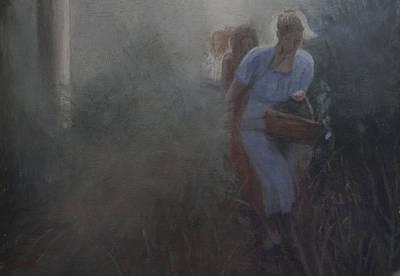 Painting - Picnic by Masami Iida