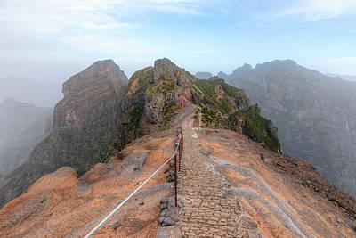 Photograph - Pico Do Arieiro - Madeira by Joana Kruse