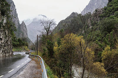 Photograph - Picos De Europa by Shirley Mitchell