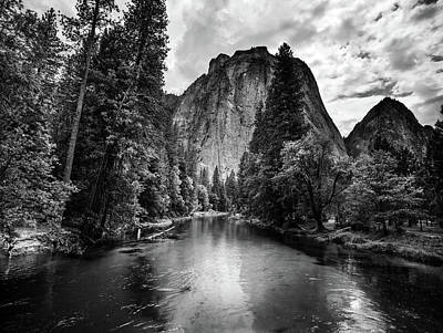 Photograph - Picture Perfect Yosemite by L O C