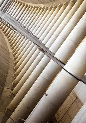 Photograph - Pillars by Max Neivandt