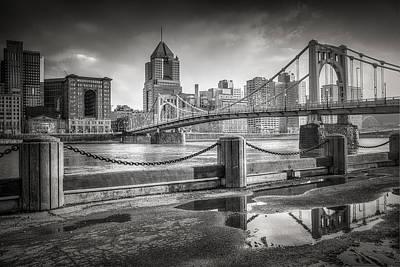 Photograph - Pittsburgh North Shore by Emmanuel Panagiotakis