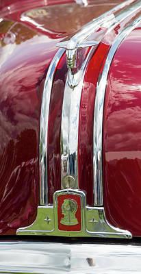 Photograph - Pontiac 4-1948 Silver Streak by Wendy Wilton