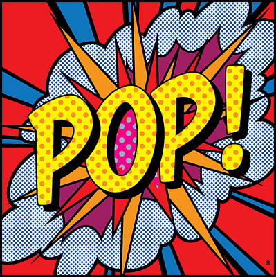 Digital Art - Pop Art - 4 by Gary Grayson