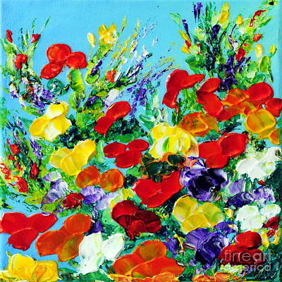Painting - Poppies by Teresa Wegrzyn
