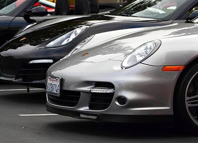 Photograph - Porsche by Dean Ferreira