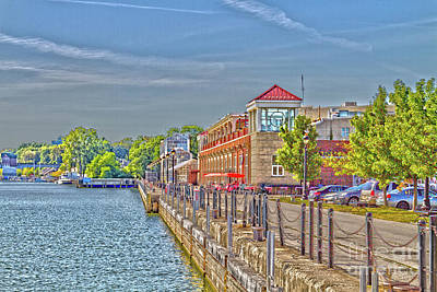 Photograph - Port Of Rochester by William Norton