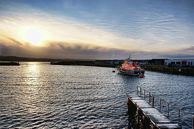 Photograph - Portrush Harbour by Colin Clarke