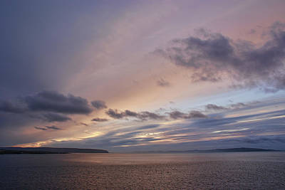 Photograph - Portstewart Sunset by Colin Clarke