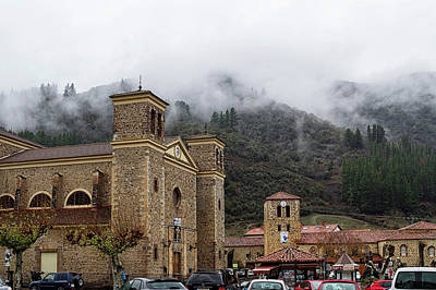 Photograph - Potes Spain by Shirley Mitchell