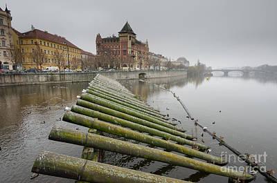 Charles Bridge Photograph - Prague by Nichola Denny