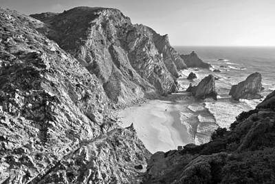 Photograph - Praia Da Ursa Portugal  by Marek Stepan