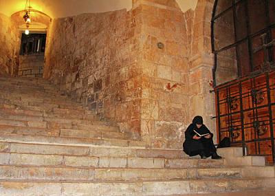 Photograph - Prayer Time by Munir Alawi