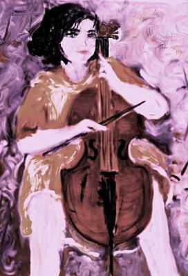 Prelude Art Print by Evelina Popilian