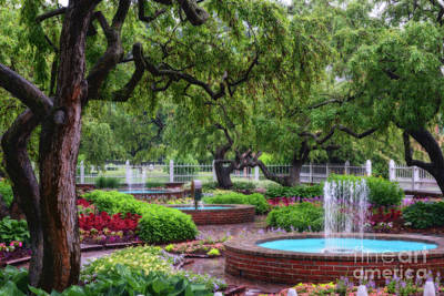 Photograph - Prescott Park by Sharon Seaward