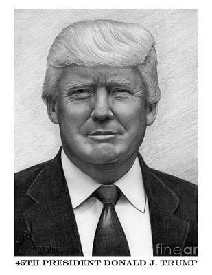 President Donald Trump Original