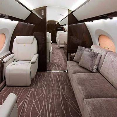 Jet Photograph - 🔱private Jet Interior🔱 || Via by JD Nyseter