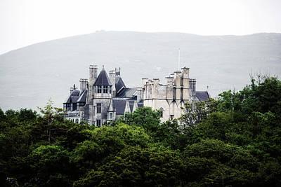 County Cork Photograph - Puxley Mansion - Ireland by Joana Kruse