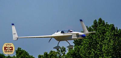 Photograph - Race Tail N454bc by Jeff Kurtz
