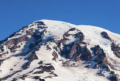 Photograph - Rainier Summit by Sharon Seaward