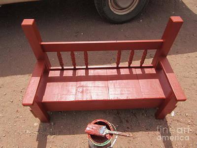 Red Bench Original