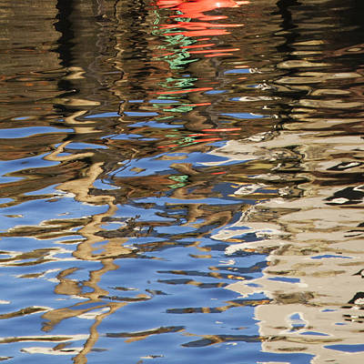 Photograph - Reflections by Charles Harden
