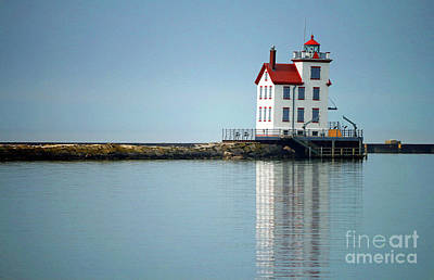 Photograph - Reflections by Debbie Parker