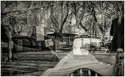 Photograph - Reflections by Stewart Marsden