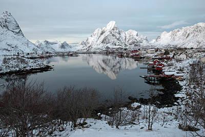 Photograph - Reine, Lofoten 4 by Dubi Roman