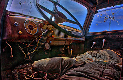 Photograph - Remains Of The Day by Mike Flynn