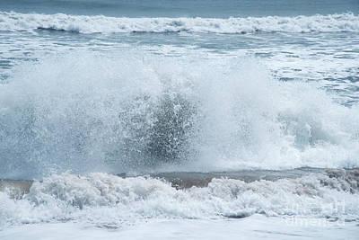 Photograph - Rhythm Of Ocean Waves by Kiran Joshi