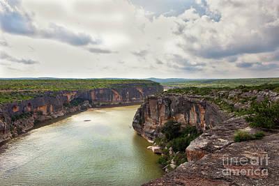 Photograph - Rio Grande by Erika Weber