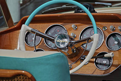 Photograph - Riva Dash by Steven Lapkin