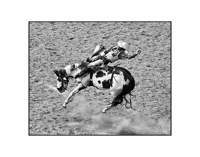 Photograph - Rodeo by John Freidenberg
