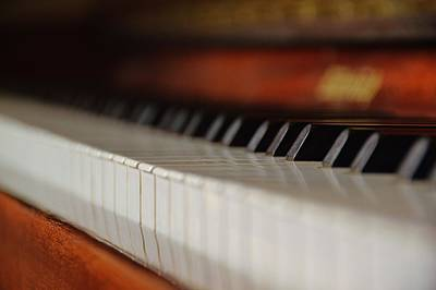 Photograph - Rohrbach Piano by JAMART Photography