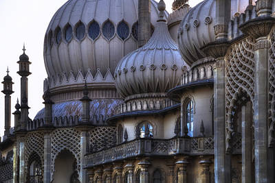 Royal Pavilion Brighton Art Print by Joana Kruse