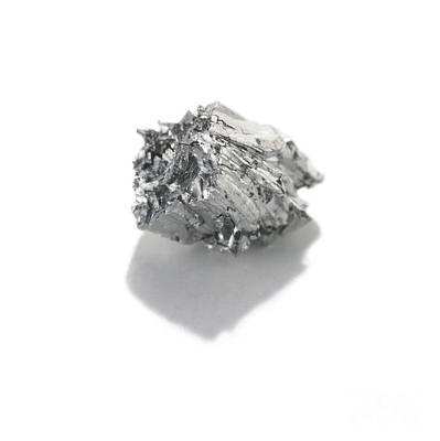 Platinum Photograph - Ruthenium by Spl