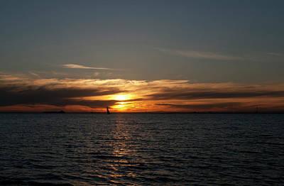 Photograph - Sailing by Masami Iida