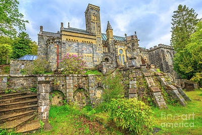 Photograph - Saint Conans Kirk by Benny Marty