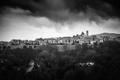 Photograph - Saint Paul De Vence, Provence, France by Alfio Finocchiaro