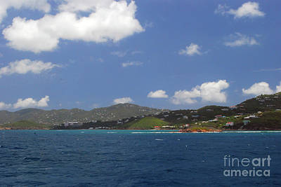 Photograph - Saint Thomas by Gary Wonning