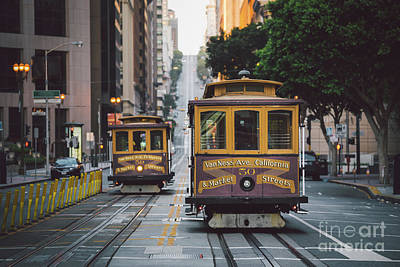 Photograph - San Francisco by JR Photography