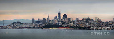 Photograph - San Francisco Skyline by Wernher Krutein