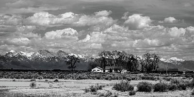 Photograph - San Luis Valley by John McArthur