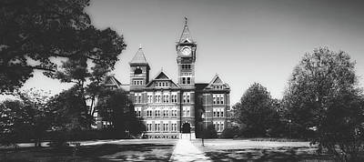 Photograph - Sanford Hall, Auburn University by Library Of Congress
