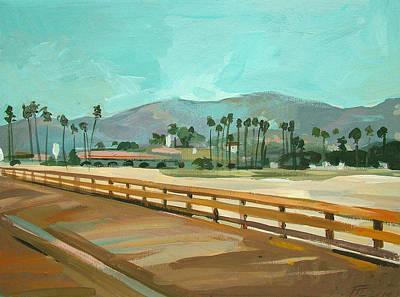 Santa Barbara Original by Filip Mihail